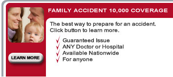 Family Accident Plan